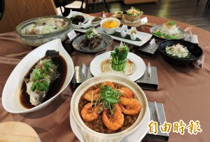 天天吃好料》台中「正月初一」餐廳 新式台菜料理