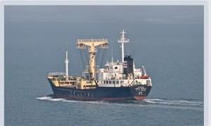 帛琉籍雜貨船外海翻覆 1死、10人仍待救