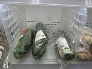 北市蔬果農藥殘留檢驗13件不合格 「有機」大黃瓜檢出2項農藥