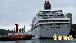 旅客數大增 基隆港比照機場今年第3季將啟用自動查驗通關