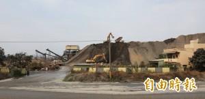 砂石大缺混凝土漲價 營建業向韓國瑜喊話:怎麼大幹一場?