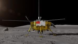 中國寫下人類航太新頁 「嫦娥四號」首度登陸月球背面