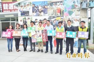 郭國文拚立委補選 6綠議員偕顏純左支持