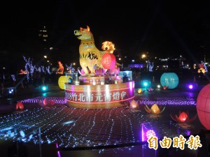 竹北元宵燈會「底價、決標金額一樣」 市公所這樣說…