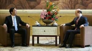「一中各表」 馬朱吳都不敢在中國面前講