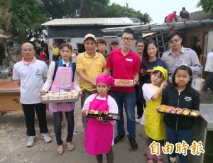 台灣最美風景!志工為小兄妹修破屋 餐飲店家揪團送美食