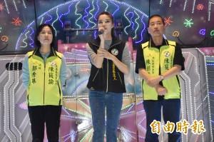 爭南市立委補選提名 陳筱諭:民調大贏才不會被做掉