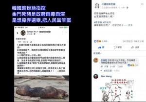 網友稱海漂死豬「政府自導自演」防檢局:最高可罰100萬