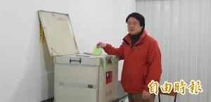 林右昌:國民黨不要再談九二共識 自欺欺人