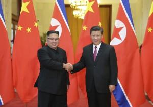 習金4會? 北韓火車深夜駛進中國 丹東加強警戒