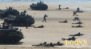 中國若發動台海戰爭 專家:面臨美印台5大聯合作戰噩夢