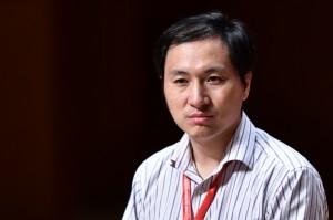 基因編輯寶寶風波鬧大 英國學者:賀建奎恐被判死刑