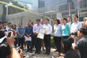 北京限縮言論空間 香港記協:香港新聞自由情況悲觀