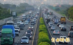 春節國道0至5點不收費 北上高乘載首度早上改下午