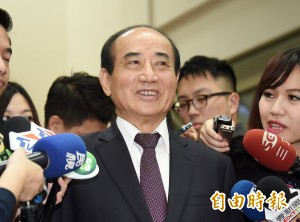 選不選總統仍未鬆口 王金平「台灣公道伯」粉專先復活!