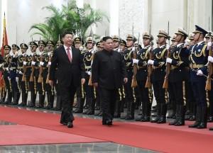 金正恩赴北京報告川金二會 習近平將訪問北韓