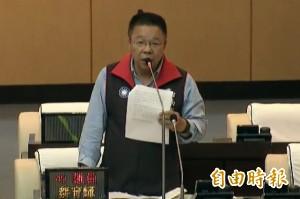 李孟諺接行政院秘書長 藍營議員諷:天佑國民黨