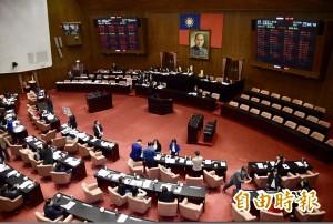 中選會公告下屆立委選區 南市、竹縣各增1席、高屏各減1席