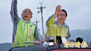 藍營諷新內閣「敗選者聯盟」 他回擊:雨中的電火球正發光