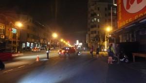 騎士闖紅燈撞死 綠燈通過路口挨撞的女駕駛被判刑