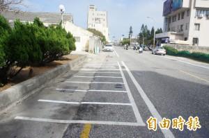馬公市區道路淨空專案 引爆民怨反彈