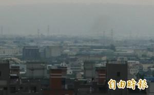 盧秀燕親曝救台中空汙2招 網友狂酸抄襲林佳龍
