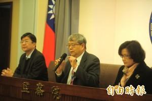 管中閔政務官任內寫的評論文章 還大讚國發會主委