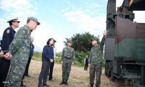 中國網民肉搜台灣飛彈部署地 國防部打臉:顯然不專業