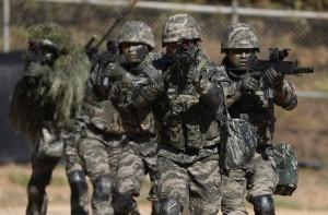 給金正恩滿滿善意 美韓聯合軍演次數去年減少25%