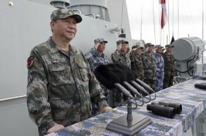 被美方報告稱軍力逐漸領先全球 中國:罔顧事實