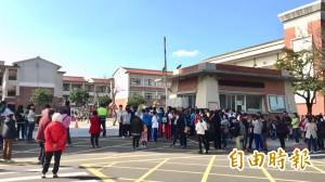 竹縣新豐2地區小學生恐準備要流浪 原因是...