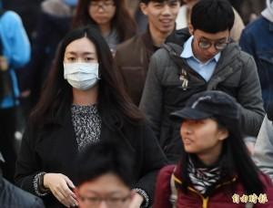 中國污染物入侵! 全台空污持續惡化中