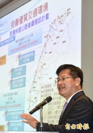 山手線再交鋒》林佳龍槓盧秀燕:我是台灣的交通部長