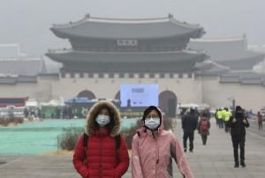 空氣汙染受中國影響 南韓環境部:是常識
