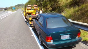 國道拖救車派遣APP預計6月啟用 等候救援省10分鐘