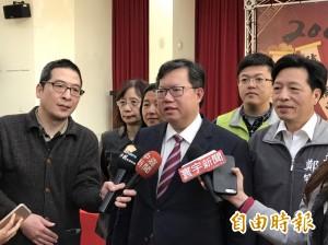鄭文燦:兩岸交流不要賦予太多政治前提