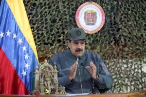 美中新戰場? 中國抗議「外力干涉」委內瑞拉事務
