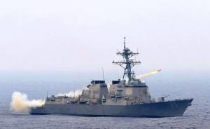 中國軍機擾台!美國2艘軍艦今再度通過台灣海峽