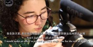 點出與中國的不同!加國藝術家:到死為止每年都要去台灣