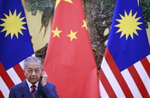 中國一帶一路遇阻 大馬媒體:內閣決議終止東鐵計畫