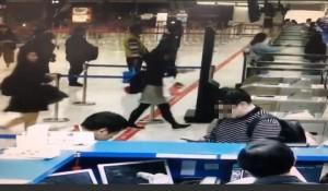 被查獲豬肉製品未繳罰款 第一個被拒入境中國旅客影像曝光!