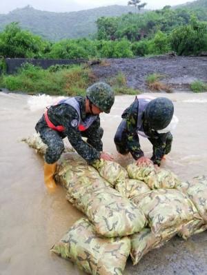 去年六大救災 軍方:0823水災規模最大 這事值得反思