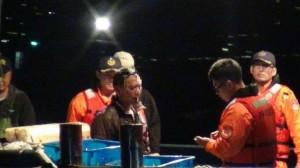 中國漁船越界捕魚被逮!船上豬肉緊急銷毀 重罰驅離出境