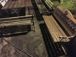 林口煉鋁工廠集塵袋大噴發 民宅慘遭黑塵覆蓋