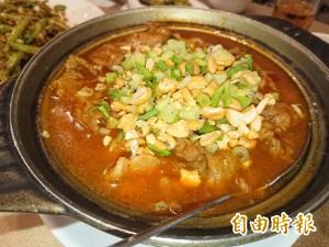 天天吃好料》台南榮膳餐廳   牛肉加豆花超新奇