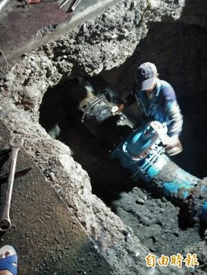 消滅「液剋膜」! 屏東東港低水壓兇手找到了