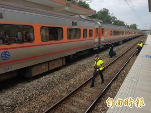 春節悲歌!台鐵南勢站男跳軌遭撞死 影響5430旅客