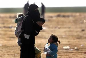 敘利亞婦孺難抗嚴冬 聯合國請求協助