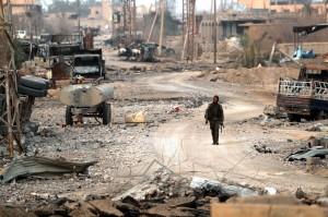 五角大廈警告 IS可能在美軍撤出敘利亞半年內捲土重來