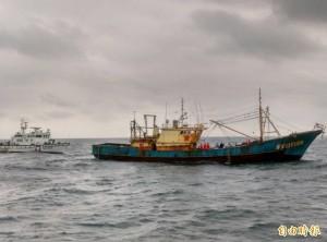 中國漁船擅闖日本經濟海域 船長被日方扣留